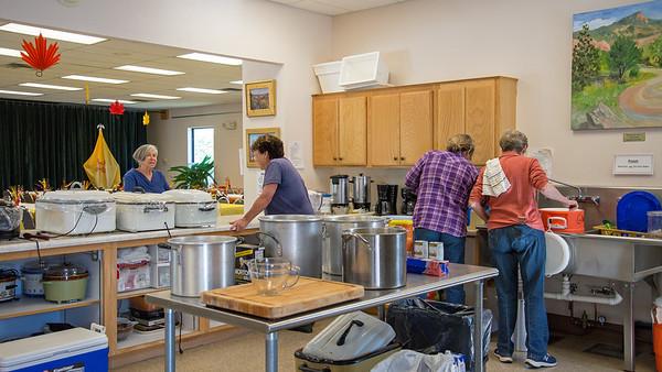 2016 Thanksgiving communty dinner
