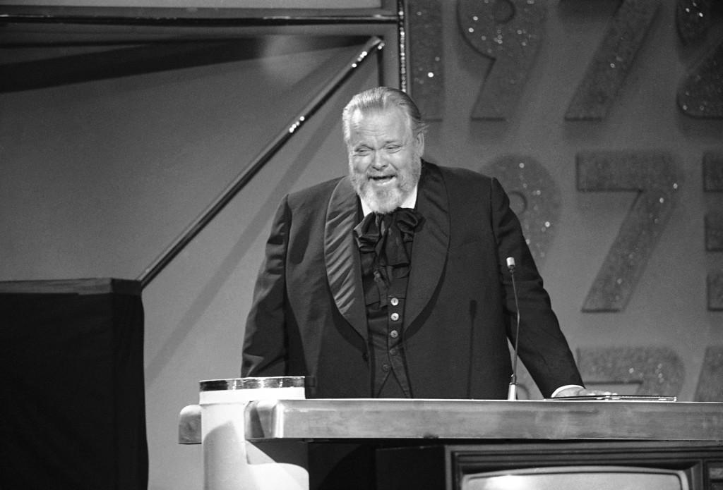 . Orson Welles in Los Angeles, Jan. 24, 1980. (AP Photo)