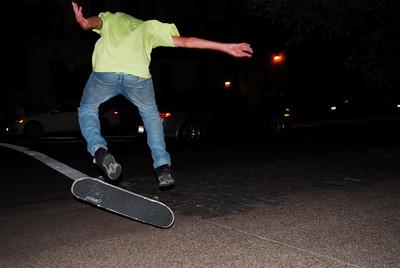 skateboarding, nyc