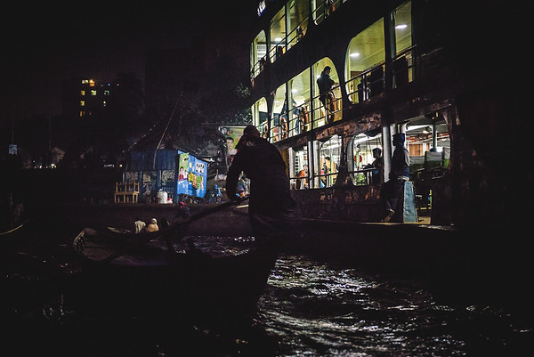 Day 1 - Dhaka
