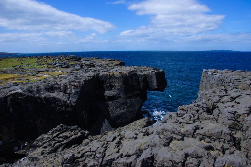 Ocean  View of West Coast of Clare