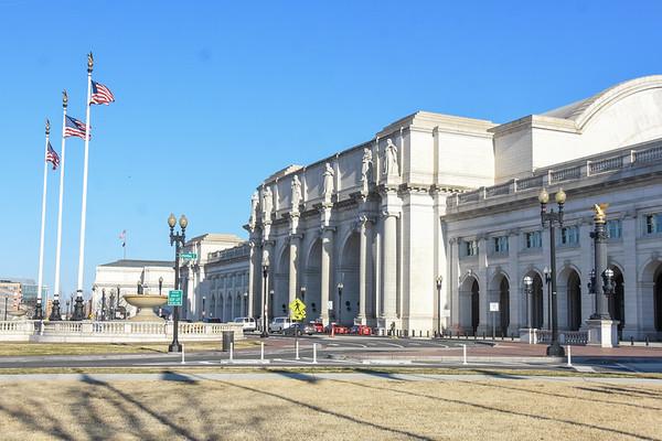Washington D.C. - March 2021