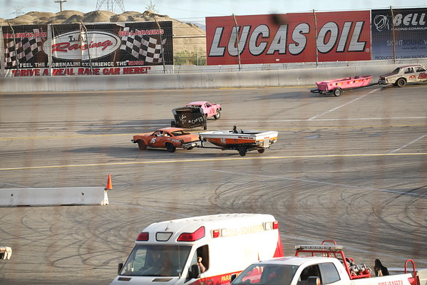 Irwindale Night of Destruction 2016