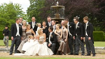 Lin and James Perkins Wedding