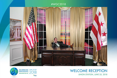 World Gas Conference Washington DC Photo Booth