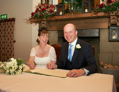David & Jane's Wedding Photo's