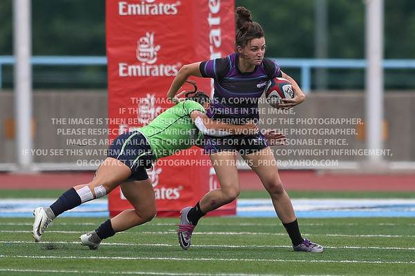 Rocky Mountain Magic Rugby Women 2018 USA Club 7's Nationals