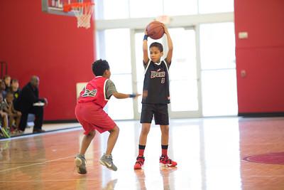 Blake Basketball 2016