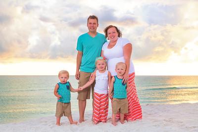 The York Family - Panama City Beach 2015 - Sun Fun Photo