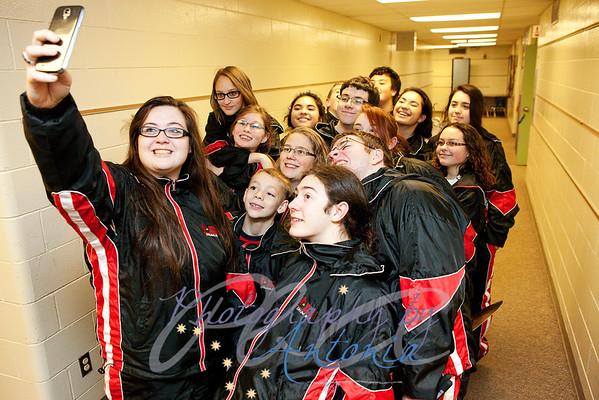 KCHS Drumline 2014
