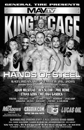 9-26-15 Hands of Steel (PA)