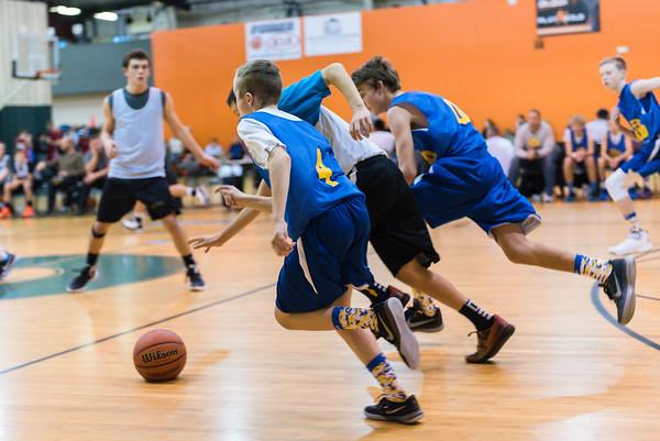 COBO 8th Grade 2015 Salem Pre-Season Tournament