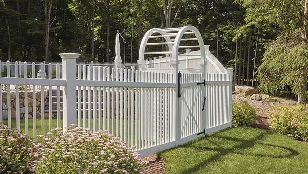 Pool Code Fences