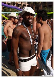 Palm Springs White Party - Joe Pessa