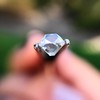 0.82ct Antique French Cut Diamond GIA J VS1 9