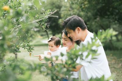Family | Helen + Chia-Hung