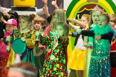 Kindercarnaval 2014 - Midi