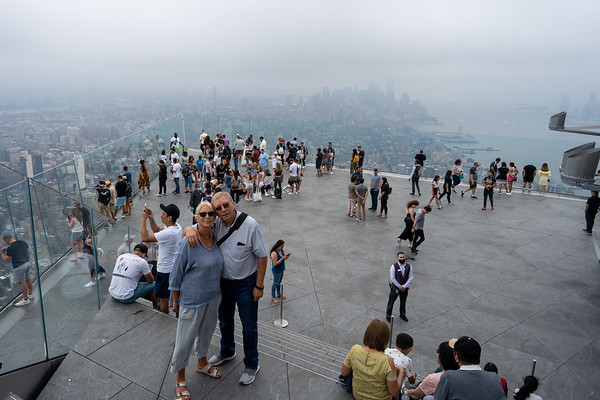 Edge - Observation Deck, New York - July 11, 2021