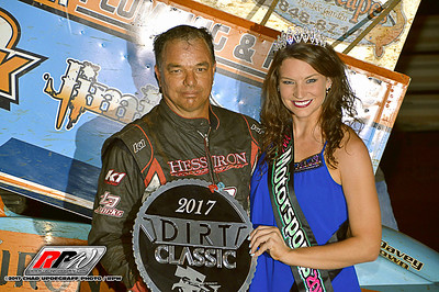 Dirt Classic At Lincoln Speedway - 9/23/17 - Chad Updegraff