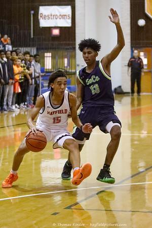 Boys Varsity Basketball v South County 12/10/19
