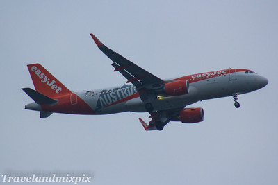 Airbus A320's of easyJet Europe