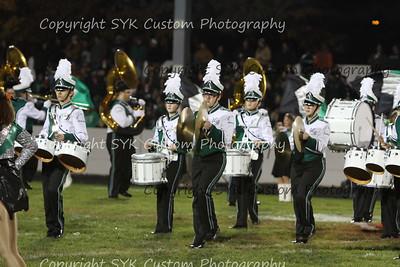 WBHS Band at Salem