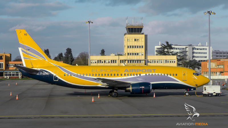 Europe Airpost / Boeing B737-3B3(QC) / F-GIXE