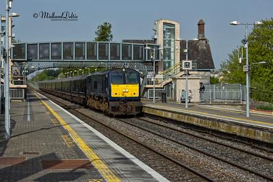 Portlaoise (Rail), 23-04-2019