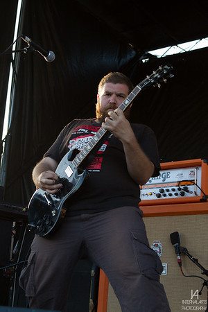 Lionize @ Warped Tour 2014