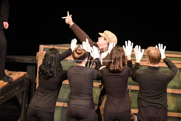 2019 Lost Boy by the Woodmont WIldcat Players