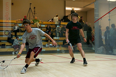 2011-02-26 Zef Konst (Haverford) and Joshua Rosenblat (Boston College)