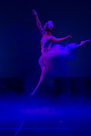 """01 Level 3b & 4 Excerpts """"Swan Lake"""""""