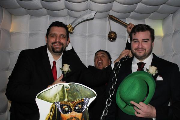 1-4-19 Crowe Wedding
