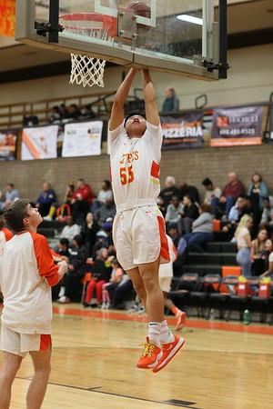 Senior Night Varsity Basketball Game