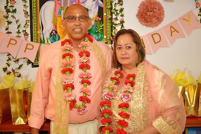 Monica's 60th Birthday Pooja