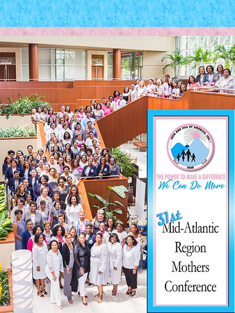 Jack and Jill 31st Mid-Atlantic Region Mothers Conference