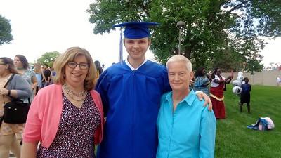 EHS Graduation 2017