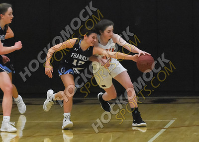 Oliver Ames - Franklin Girls Basketball 1-17-20