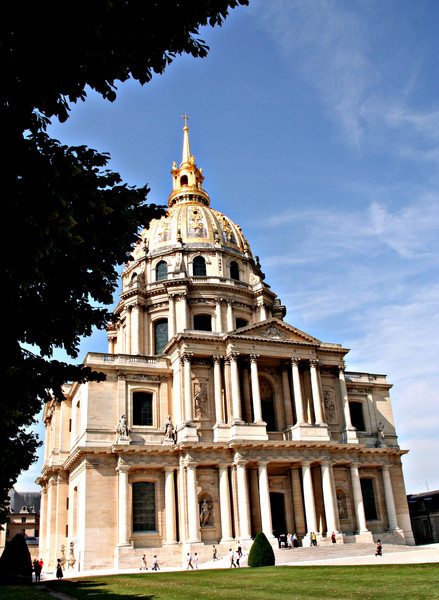 Invalides Palace, Paris