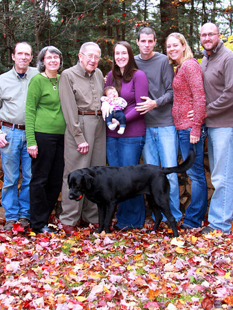 Foster Family 2012