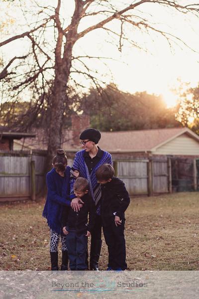 Khrystal Family December 2015