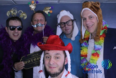 Johnson Controls Christmas Party