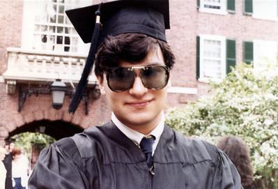 Yale Graduation, 1984