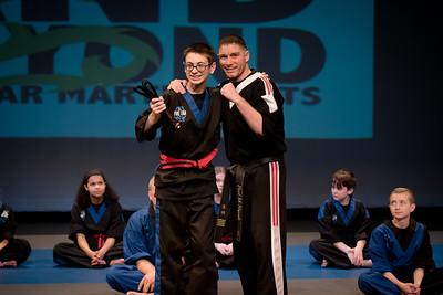 FSMA 2019: Black Belt Spectacular Black Belt Ceremony