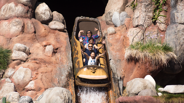 Disneyland Resort, Disneyland, Critter Country, Splash Mountain, Splash, Mountain
