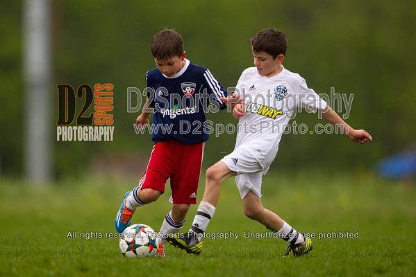 U9 Boys Dynamo-Twins vs Celtic-GUSA 4/25/2015