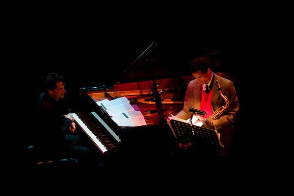 Baptiste Trotignon et Mark Turner duo