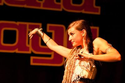 Raks Helwa Belly Dance - July 2009