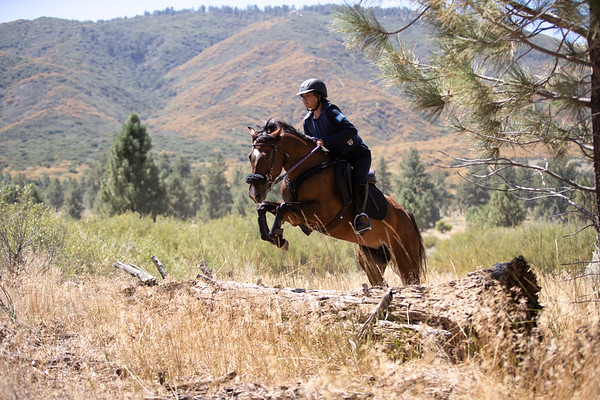 Fall Hunter Pace with the Santa Fe Hunt