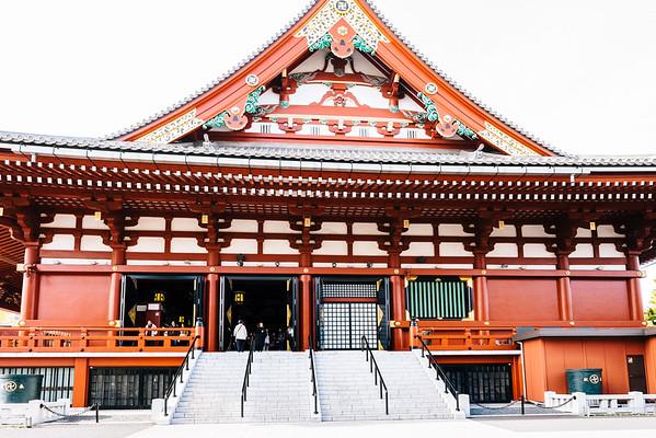 Asakusa- Sensō-ji-Art Museum